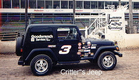 Critter's Jeep