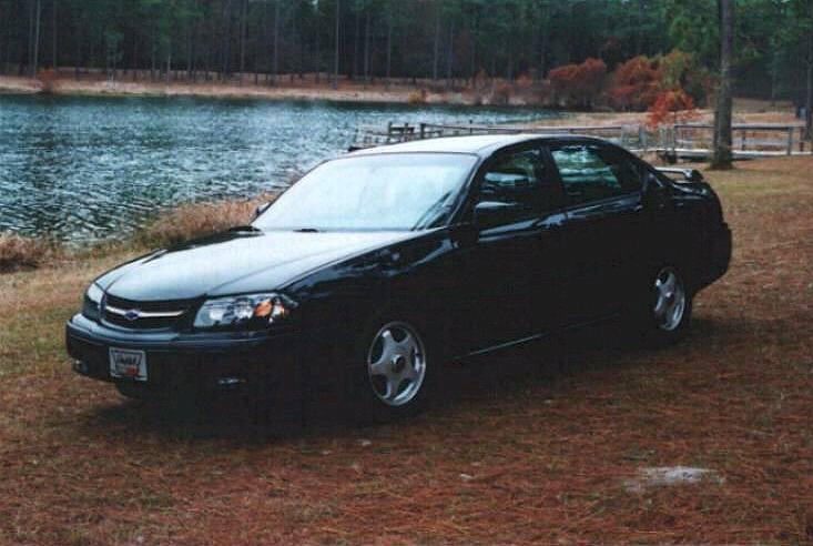 2000 Impala LS